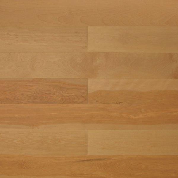 Массивная доска Массивная доска Береза желтая Бесцветная Кантри от Amberwood