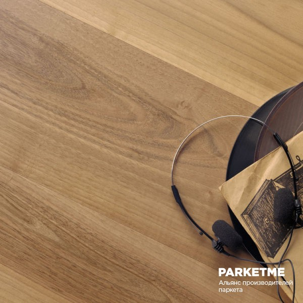 Инженерная доска Европейский Орех от Bassano Parquet