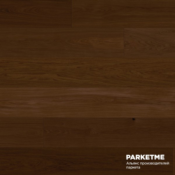 Инженерная доска Oak Slightly Smoked Cacao 15 Silverline Edition Bauwerk oil от Bauwerk