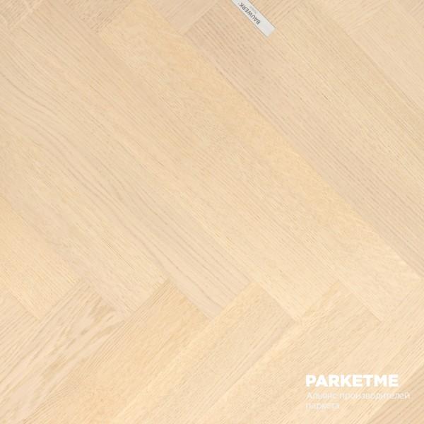 Паркетная доска Дуб Unopark 23 Фарина Классическая Елка от Bauwerk
