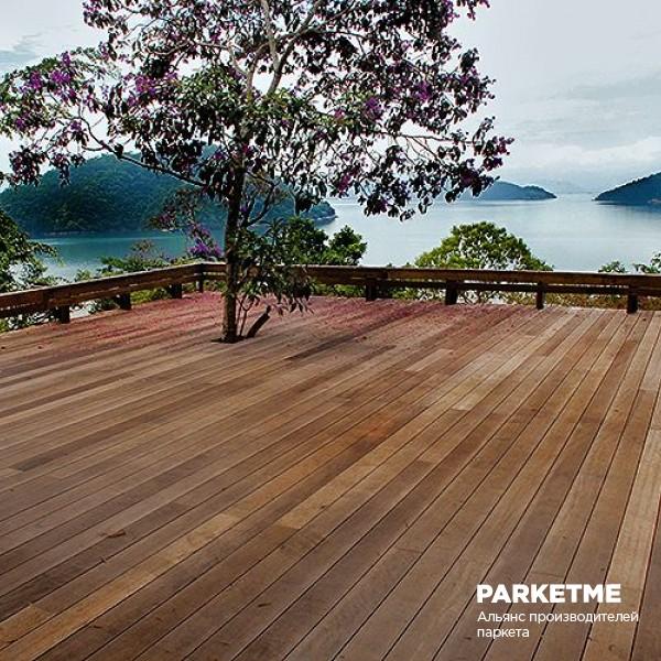 Террасная доска Итауба (Itauba) Douro Deck от Douro Deck