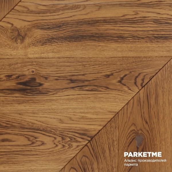Паркет Французская ёлка Декор №9005 Esse от Esse