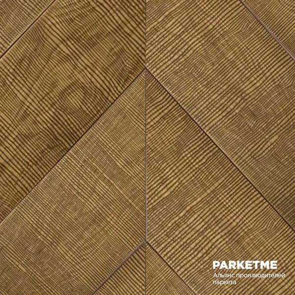 Паркет Французская ёлка Дуб Золотой Песок Esse от Esse