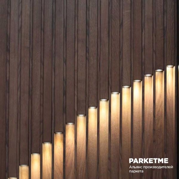 Стеновая панель Декор №1039 Esse (световые балки) от Esse