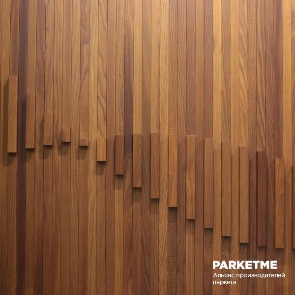 Стеновая панель Декор №1041 Esse (рейка волна) от Esse