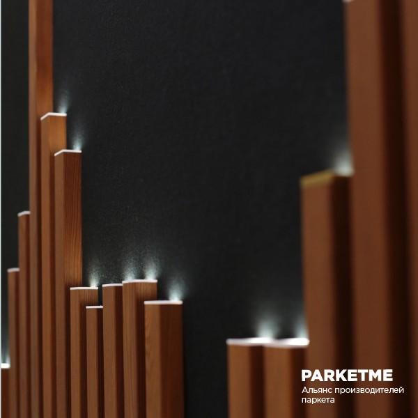 Стеновая панель Декор №1046 Esse (рейка с подсветкой) от Esse