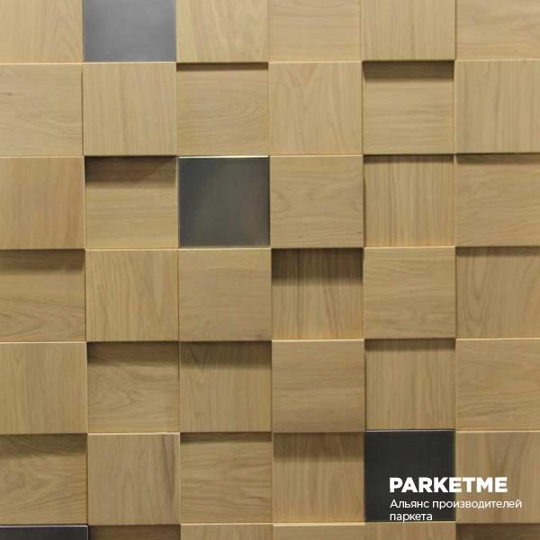 Стеновые панели Стеновые панели Пиксели со вставками от Esse