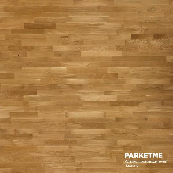 Паркетная доска Дуб Дрезден 3-х полосная от Farecom (Фареком) от Farecom
