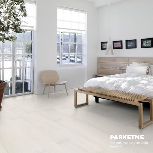 Паркетная доска Паркетная доска Дуб  Женева 3-х полосный от Farecom (Фареком) от Farecom