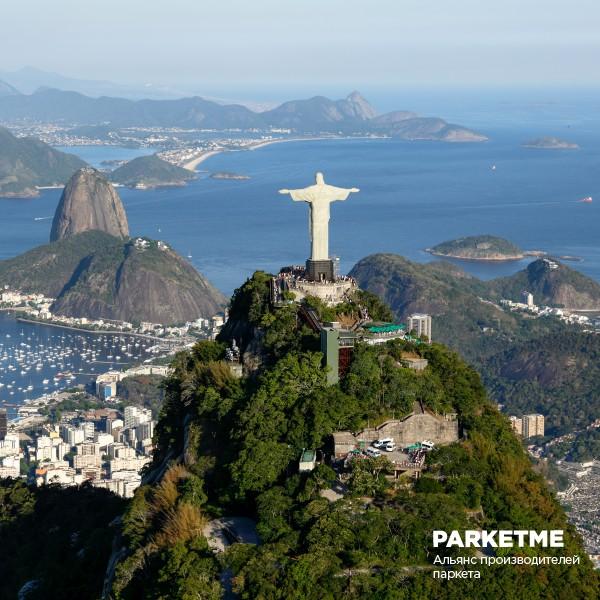 Дуб Рио-де-Жанейро от Farecom (Фареком)