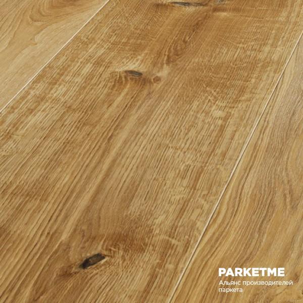 Инженерная доска Инженерная доска Oak European natural oiled (Натуральное масло) Rustic от Hain (Хайн)