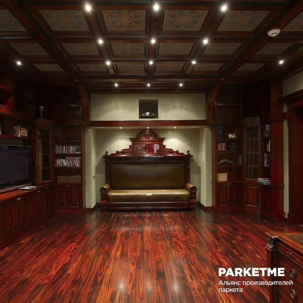 Инженерная доска HM Палиссандр от HM Flooring