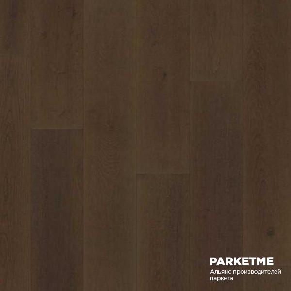 Паркетная доска Паркетная доска Дуб Barrel Brown 3s Midnight от Karelia
