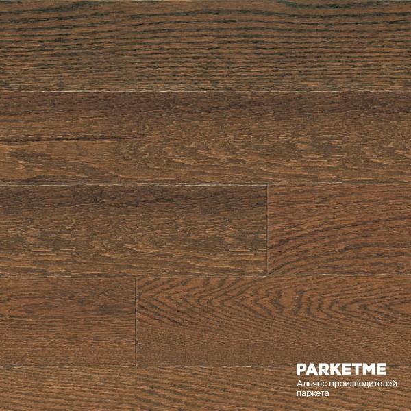 Массивная доска Массивная доска Красный дуб умеренно-коричневый 82 мм от Mercier