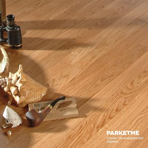 Массивная доска Массивная доска Белый ясень Корица от Mercier