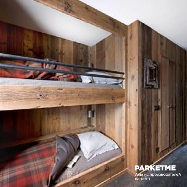 Стеновые панели Стеновые панели Bardage Brown от Atmosphere & Bois