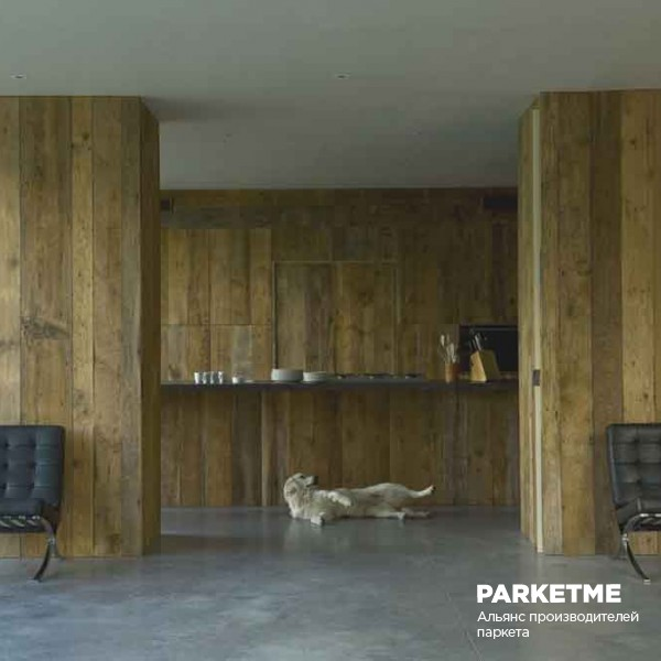 Стеновые панели Стеновые панели Madrier Deco от Atmosphere & Bois