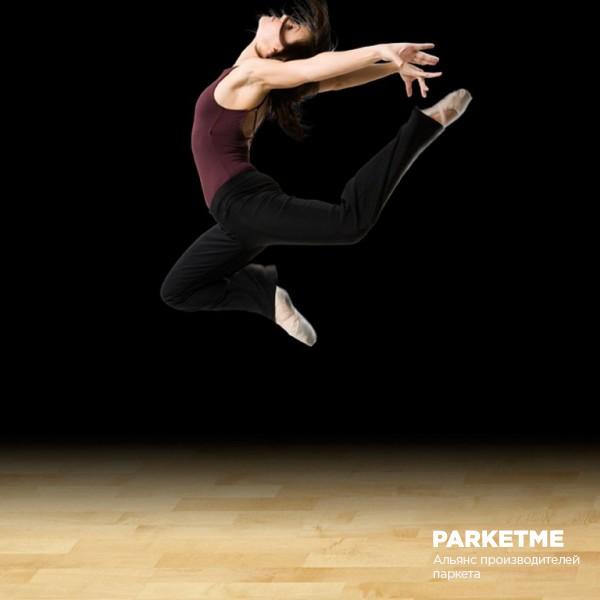 Спортивный паркет Спортивный паркет Дуб Karelia Spring Dance  от Karelia