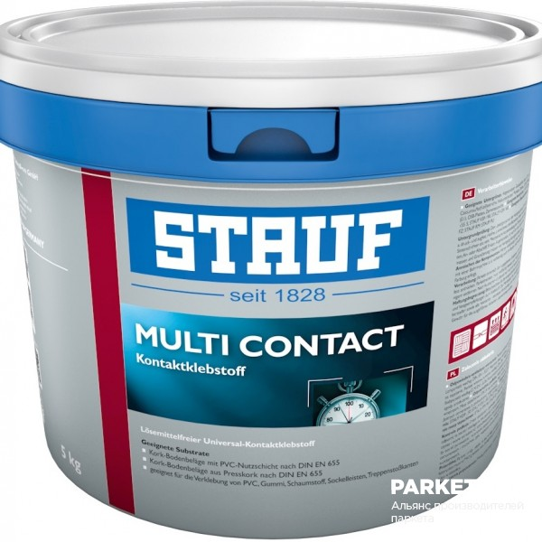 Клей водно-дисперсионный STAUF Multicontact от Stauf