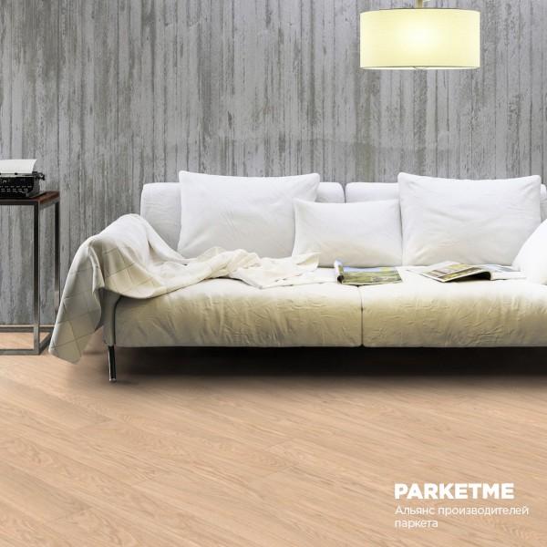 Инженерная доска Дуб натур Comfort ProActive+ от Weitzer Parkett