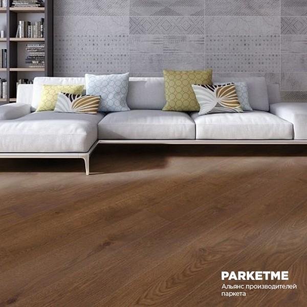 Паркетная доска Дуб Гавана натур Charisma ProActive+ от Weitzer Parkett