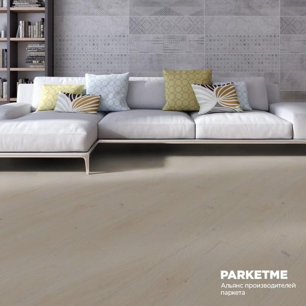 Паркетная доска Дуб Таупе кантри Charisma ProActive+ от Weitzer Parkett